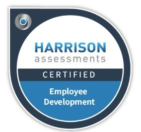 Harrison employee development certified